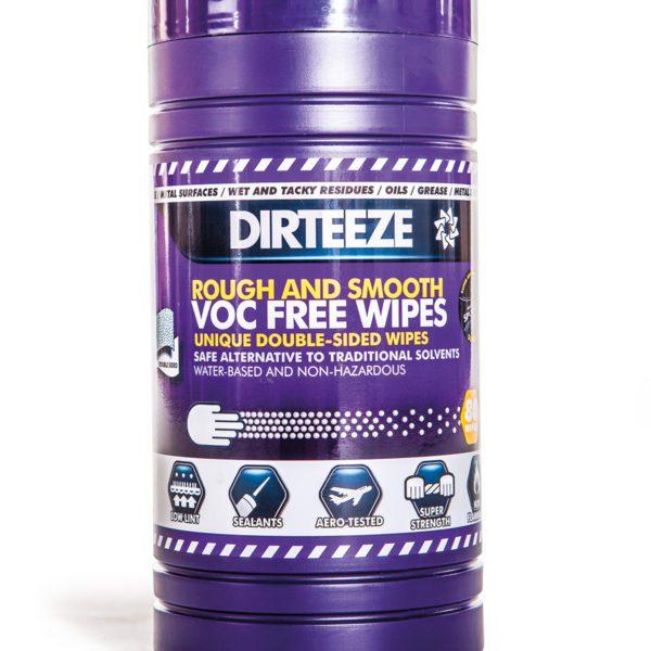Rough & Strong VOC Free Wipes Tub