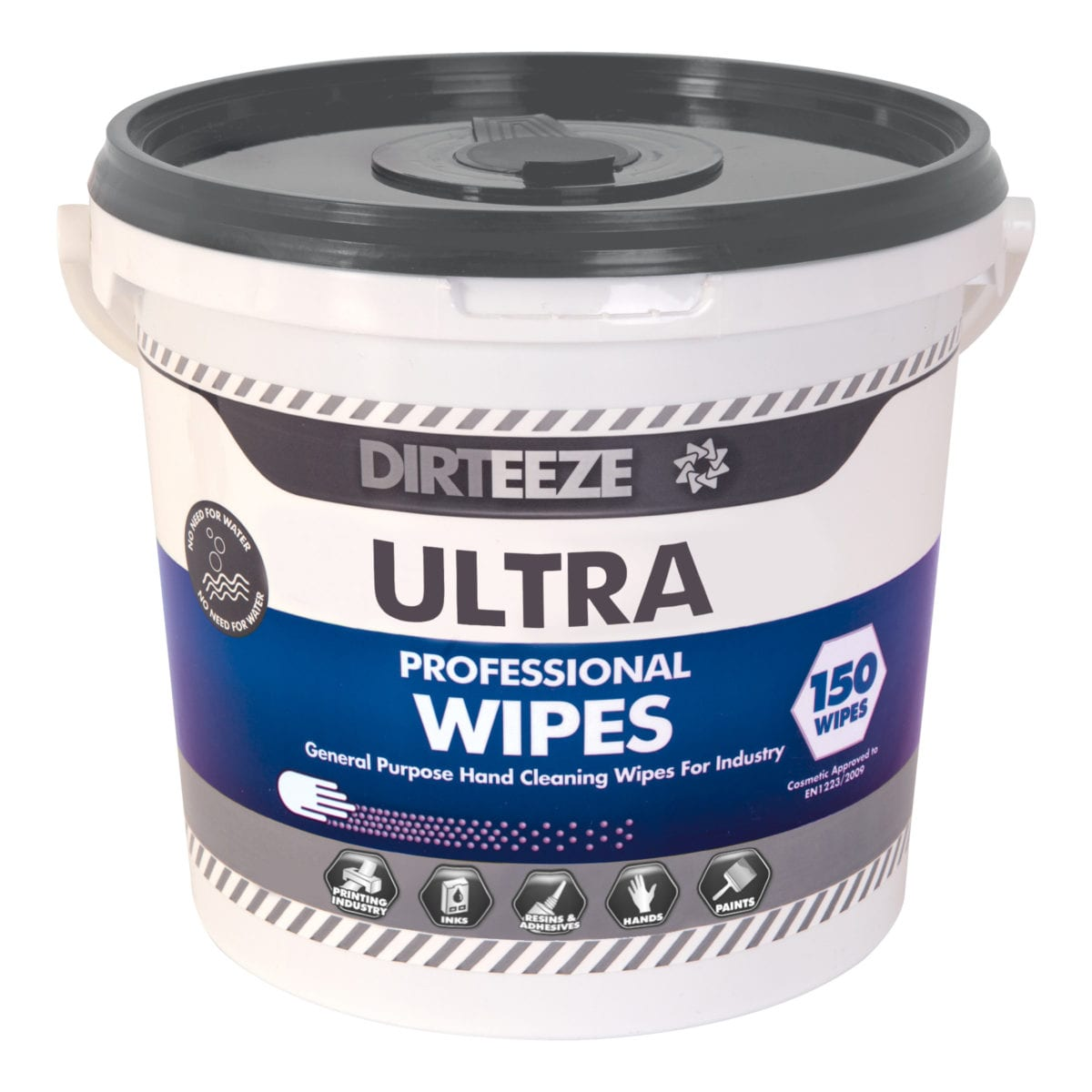Ultra Professional Wipes Bucket